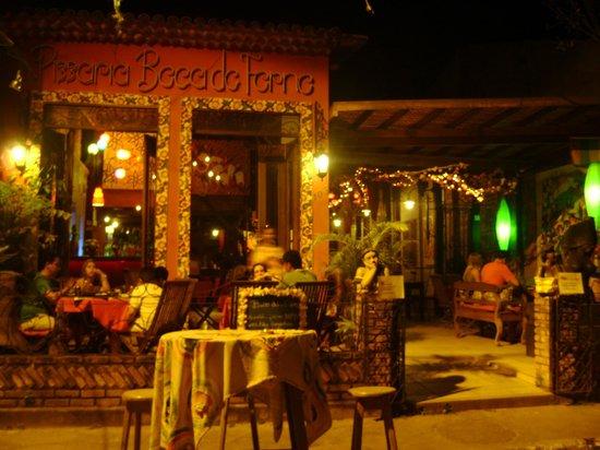 Beco Das Flores: Entrada do restaurante