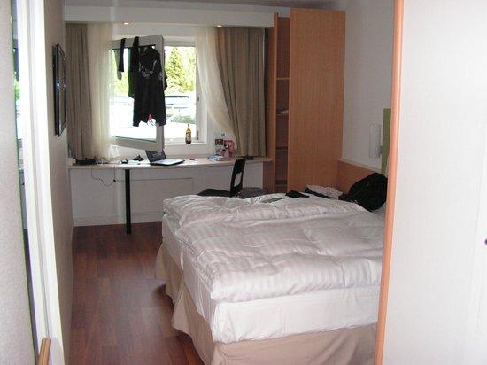 Good Morning Arlanda: 'scuse the mess