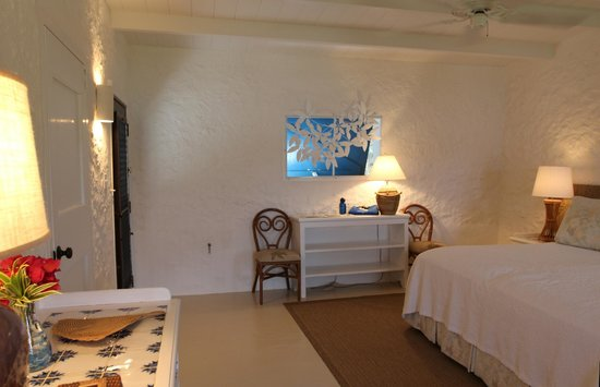 Guana Island: Dominica Sea View Cottage
