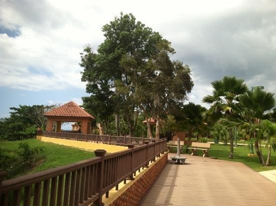 El Faro Park: Casetas para compartir