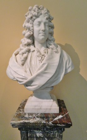 The Walters Art Museum : One of the many sculptures on exhibit