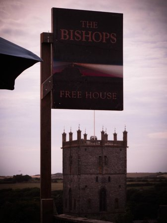 The Bishops: Situated near to the cathedral
