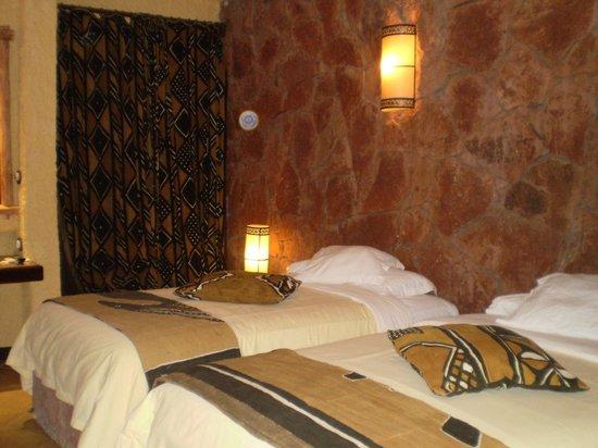 Hotel Xaluca Dades : la habitación 2