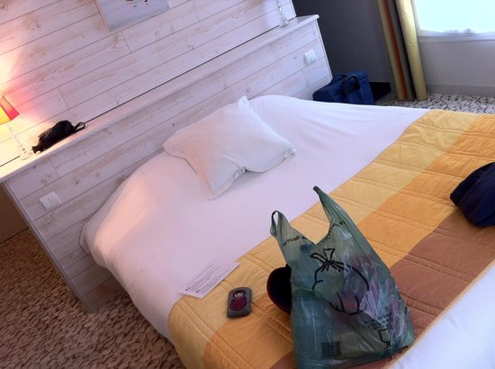 Hotel Vent D'Iroise : Camera