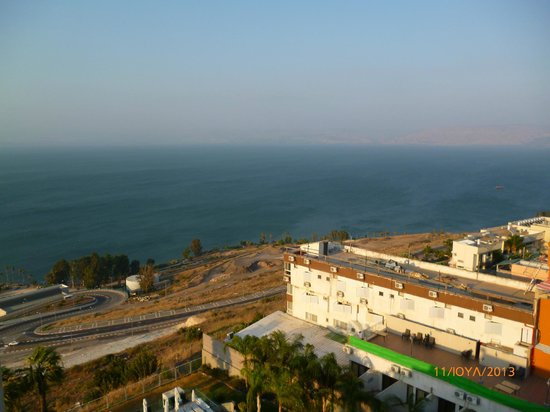 Golan Hotel: A view from the hotel