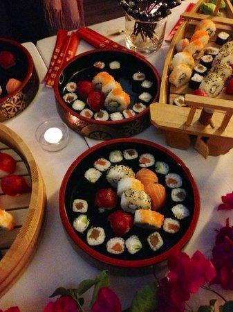 Casa Alta: Sushi