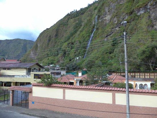 La Posada del Arte: the falls