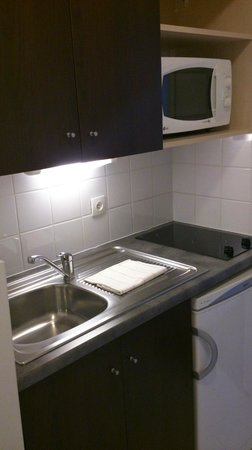 Adagio Access Lille Vauban: Kitchenette