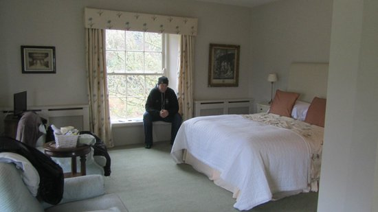 Bantry House B&B: The room