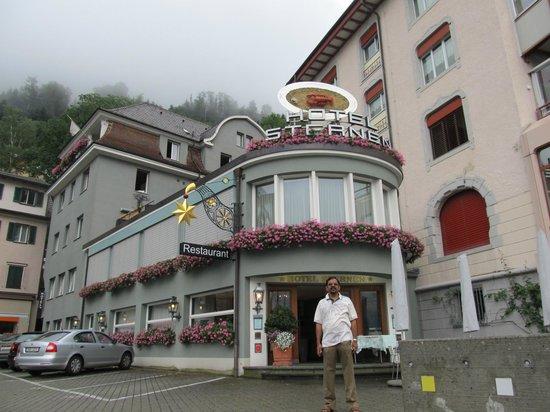 Hostellerie Sternen: Front view