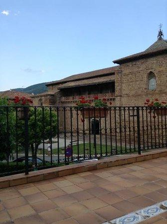 Palacio Azcarate: vistas desde la terraza