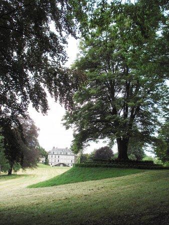 Arboretum du château de Neuvic d'Ussel