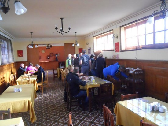 Casa de Avila - For Travellers : The breakfast room