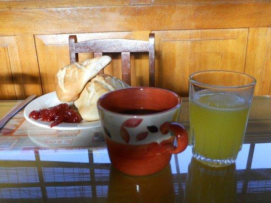 Casa de Avila - For Travellers : The breakfast