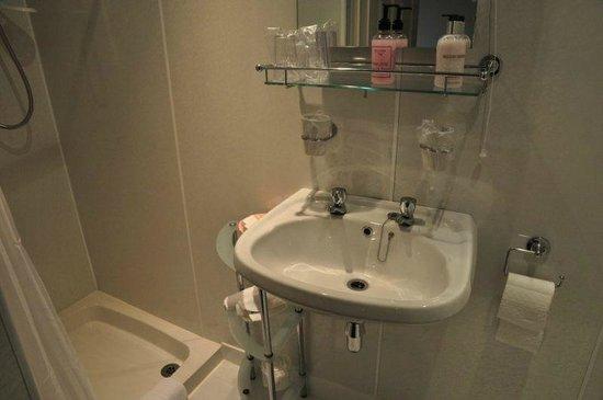 Rowanlea Guest House: Bathroom