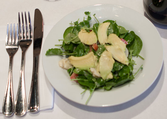 Mio - An Italian Pizzeria: Watercress salad