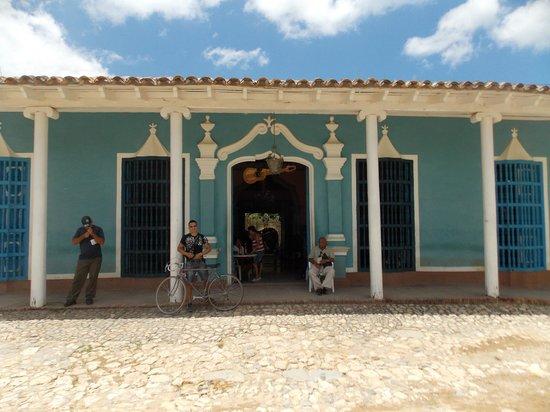 Casa de la Trova: fachada