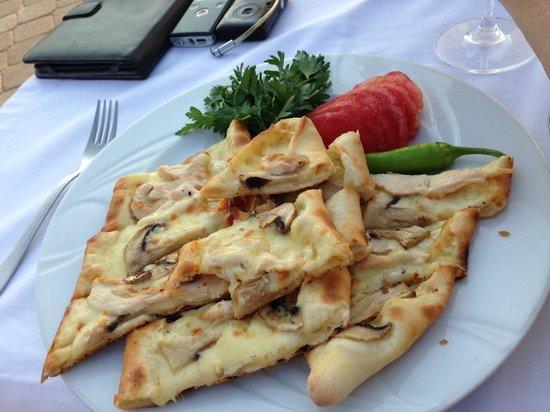 Cloud 9 : Pida, Turkish Pizza