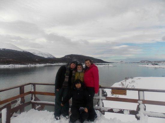 Parque Nacional Tierra del Fuego: UNA POSTAL
