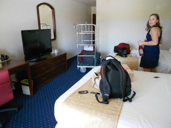 Courtyard Palm Desert: room