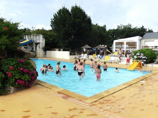 Camping de La Piscine: pool