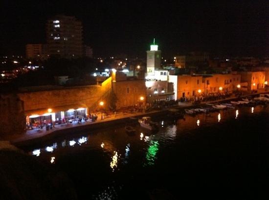 Hotel Bizerta Resort : bizert at nigth during ramadan
