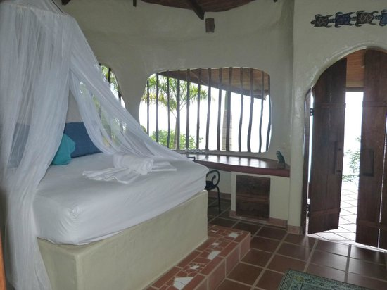 Bosque del Cabo Rainforest Lodge : One of three bedrooms at Casa Miramar