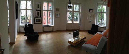 smartloft: living area