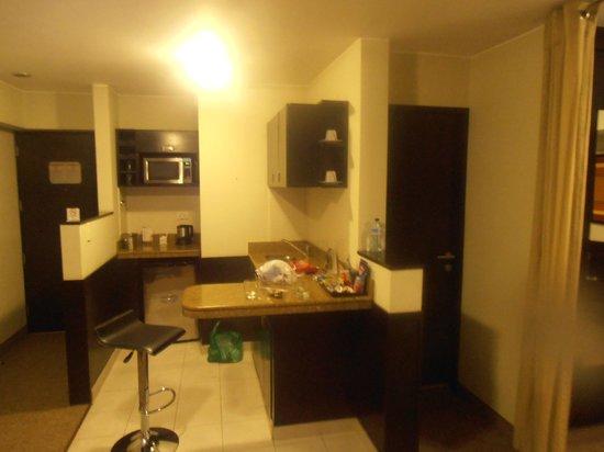 qp Hotels Lima: Suite
