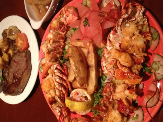 Butchers Bistro: Tasty Lobster