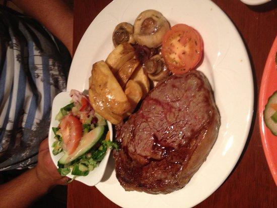 Butchers Bistro: Yummy steak