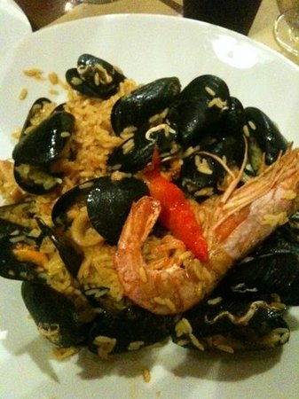 Enoteca Il Grappolo: serata siculo spagnola