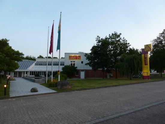 ANDERS Hotel Walsrode: Restaurant Anders und Tagungszentrum
