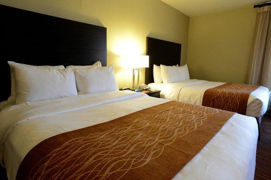 Comfort Suites Clovis: Queen/Queen Suite