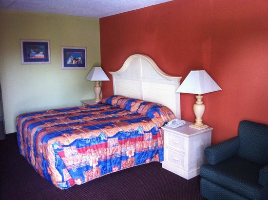 Horizon Inn & Suites Belle Glade: Single Bed Room