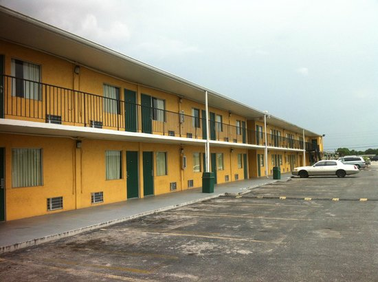 Horizon Inn & Suites Belle Glade: Part of the Hotel