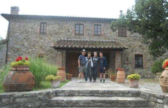 Agriturismo Il Colombaio: En familia en Il Colombaio