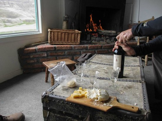 Safari Experience - Patagonia Profunda: Lunch's first course