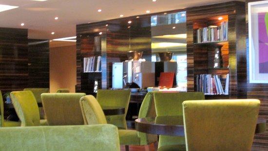 Lotte Hotel Seoul: Club lounge