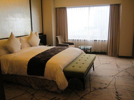 Lotte Hotel Seoul: Club floor (suite)