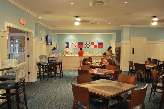 Avenue Inn & Spa: Breakfast Room
