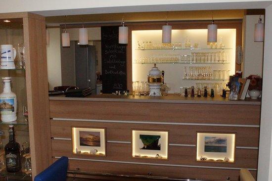 Wald-Hotel: Ausschank
