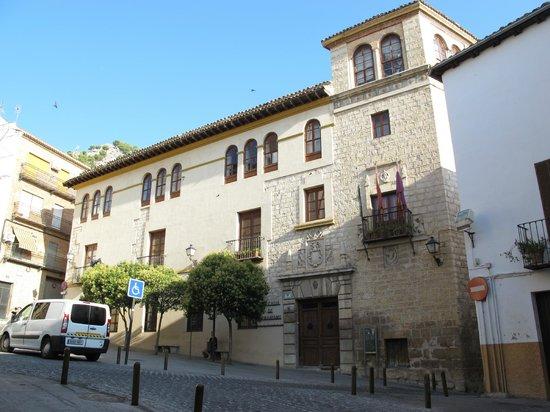Palacio de los Quesada Ulloa