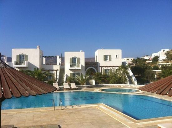 Yialos Ios Hotel : paradise