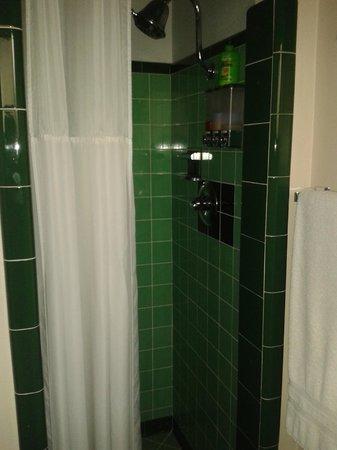 Casa Larrea Inn : Shower