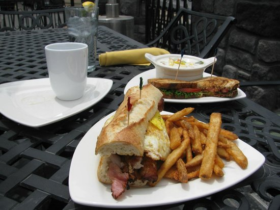 Grace O'Malley's Irish Pub: A quality lunch at a reasonable price