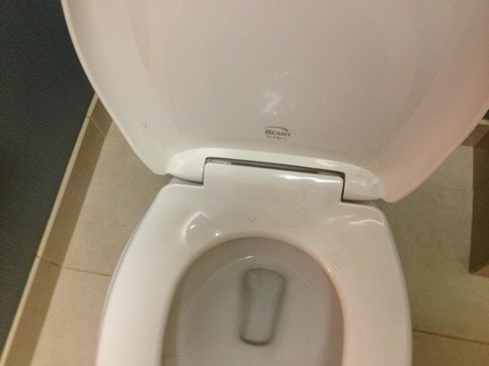 Hyatt Place North Charleston: Toilet seat