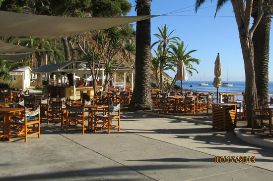 Picture Of Descanso Beach Club Dining
