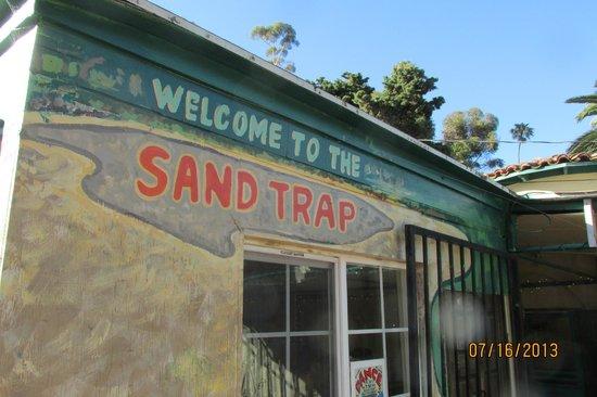 The Sandtrap Restaurant and Bar: The Sandtrap