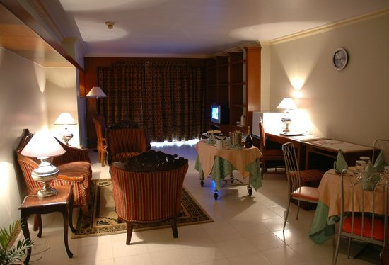 Regent Plaza Hotel: Inside view of the room
